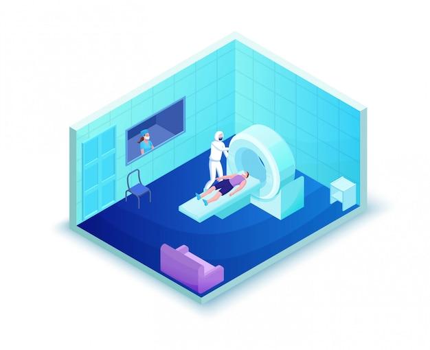 Mri scanning of 2019-ncov coronavirus patient