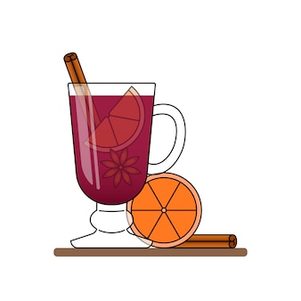 Mulled wine banner