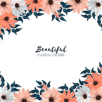Multi purpose floral background