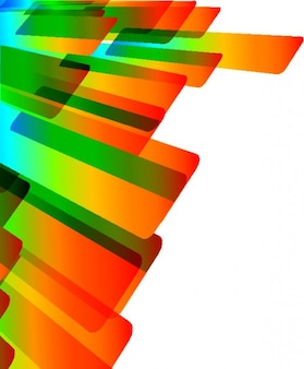 Multicolor lines abstract background