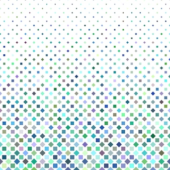 Multicolor quadrati di progettazione sfondo