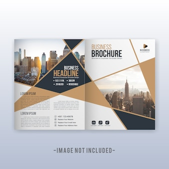 Multipurpose modern business cover and flyer template