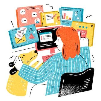 Concetto di multitasking