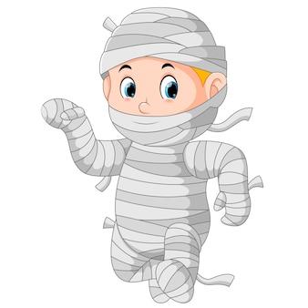 Mummy cartoon