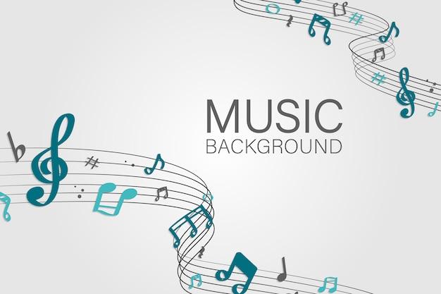 음악 배경