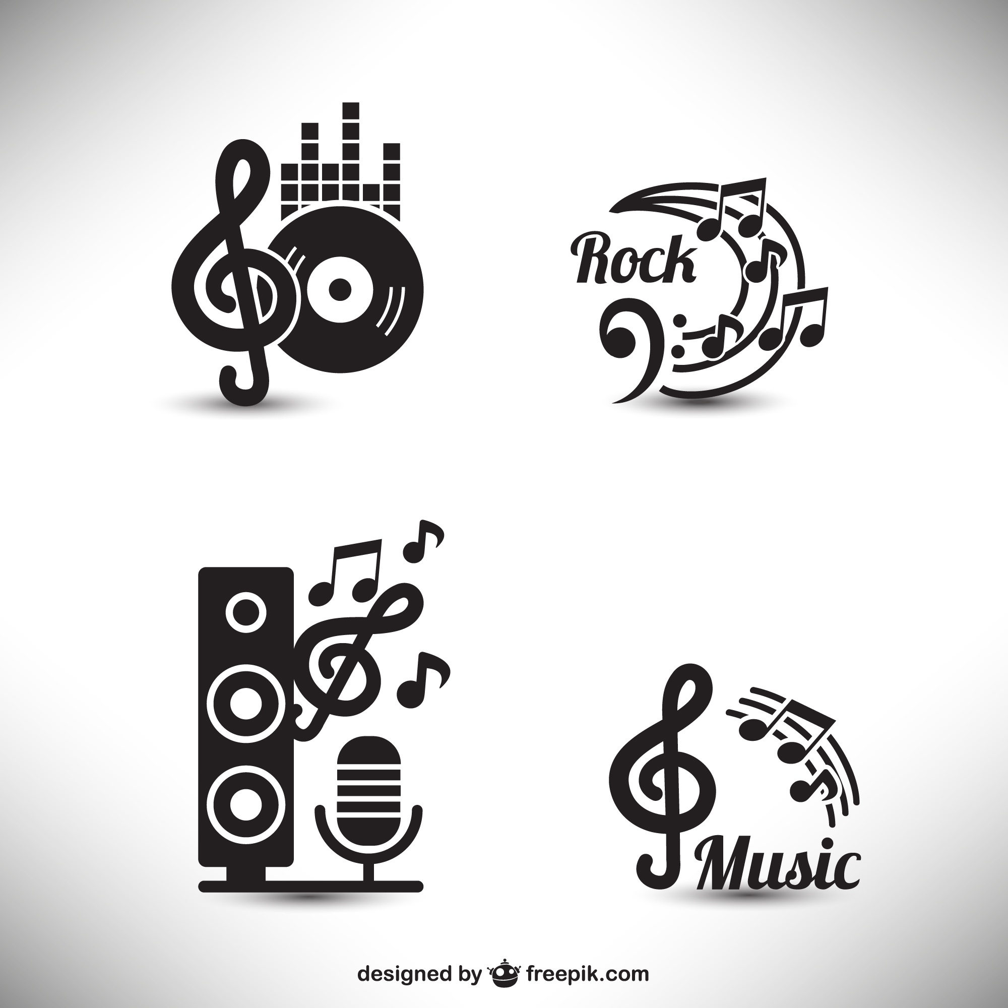 Music graphic elements