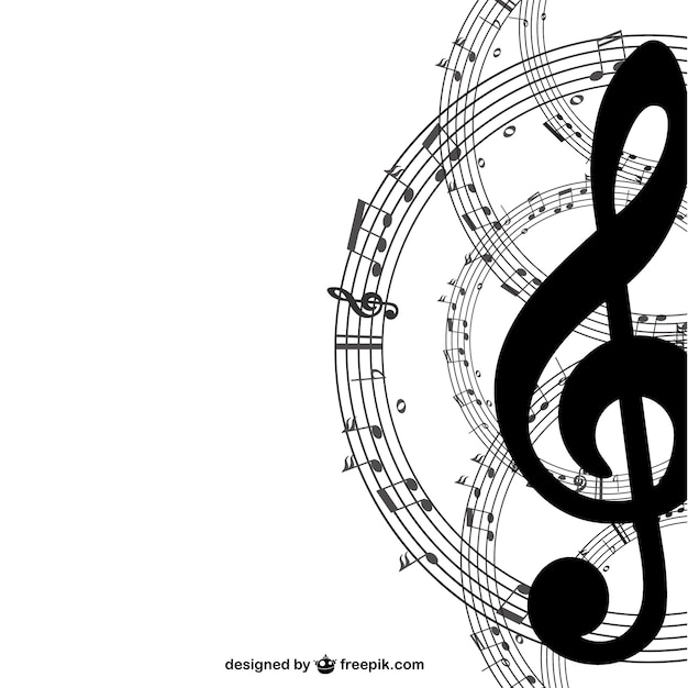 music vectors photos and psd files free download rh freepik com free music vector background free vector music flyer