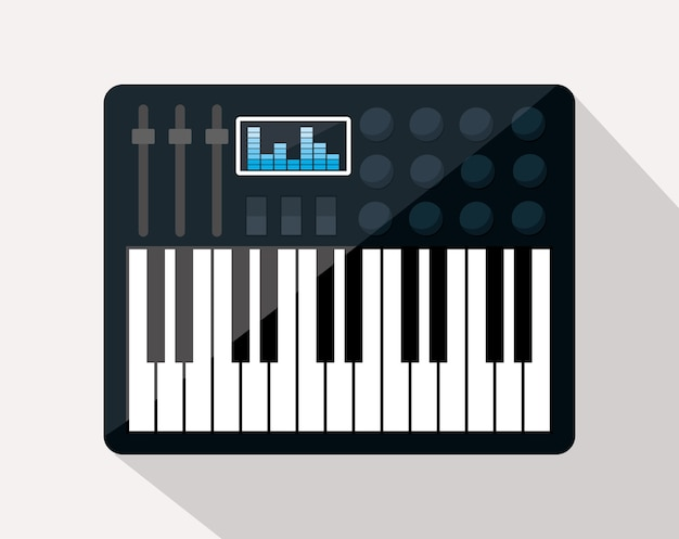 Music technology equipment