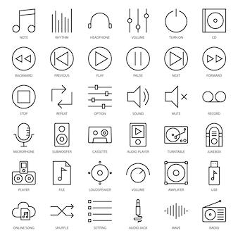 音楽ユーザーインターフェース