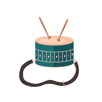 Musical children instrument drum