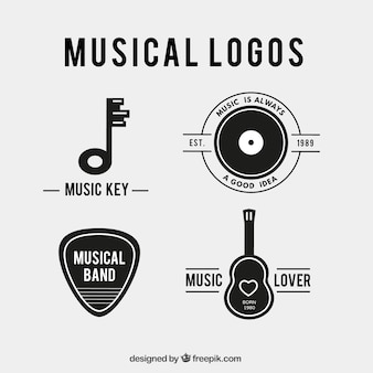 Musical logotypes
