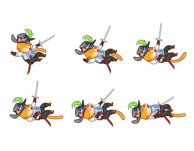 Мастер-король меч-мушкетера