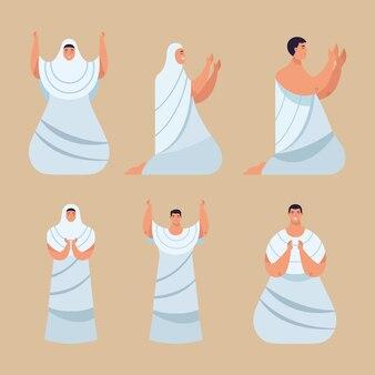 Молитвы мусульманской религии