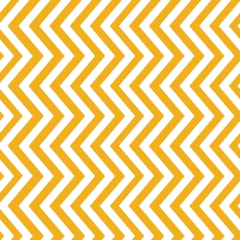 Mustard yellow seamless zigzag pattern