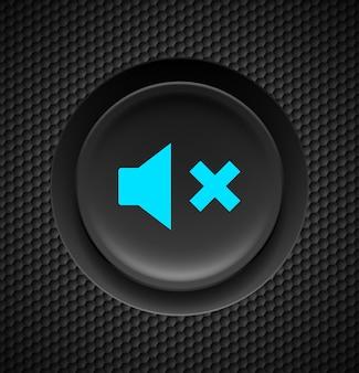 Кнопка выключения звука.