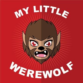 My little werewolf