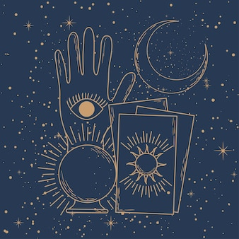 Mystical and astrology