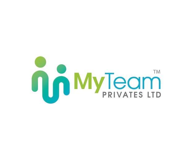 Myteam people team logo