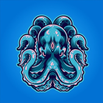 The mythical octopus