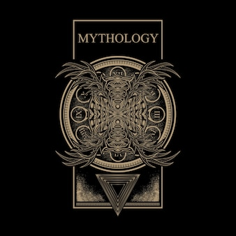Mythology artwork
