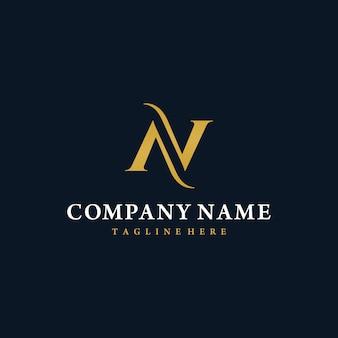 Письмо n logo