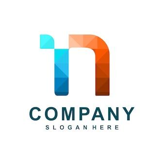 Логотип n