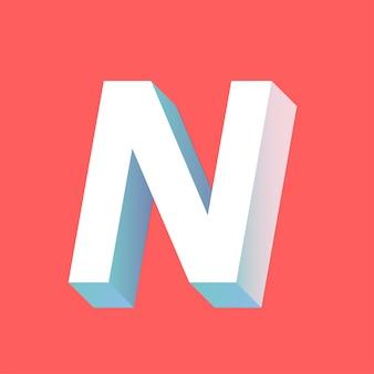 N буква