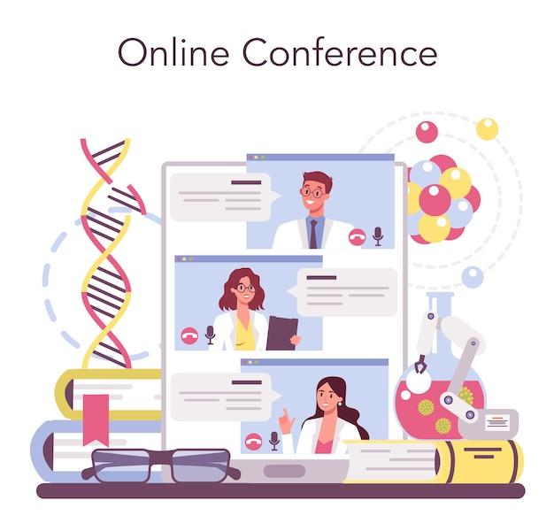Nanomedic online service or platform