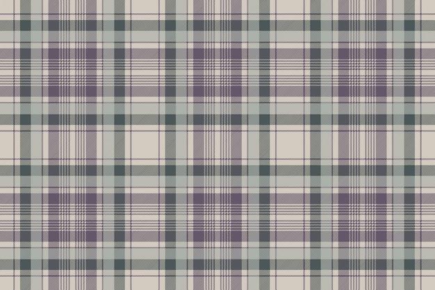 Napkin check fabric texture seamless pattern