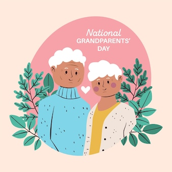 National grandparents day draw