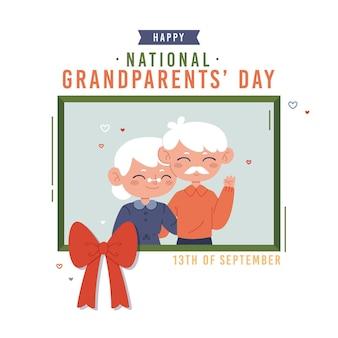 祖父母の日アメリカ
