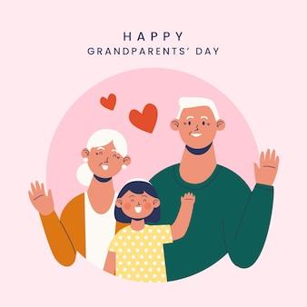 Национальный день бабушки и дедушки