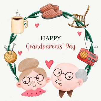 Национальный день бабушек и дедушек