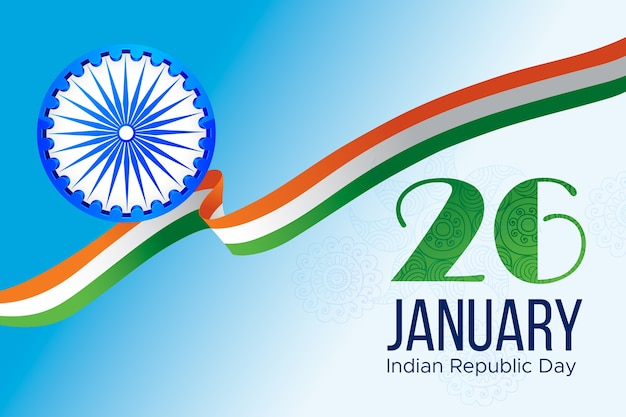 National indian republic day event