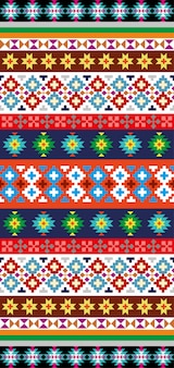 Native aztec pattern