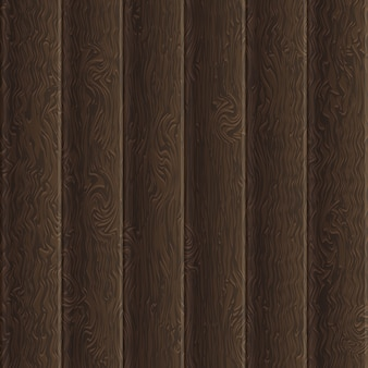 Natural brown wood planks template.