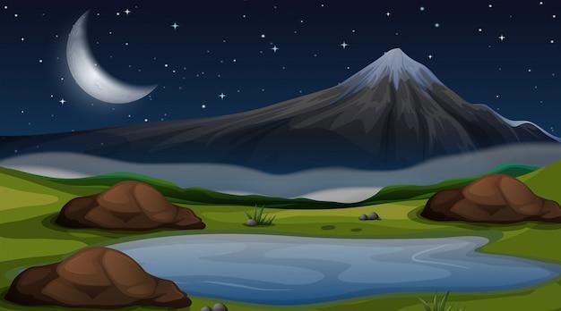 Natural environment scenes landscape