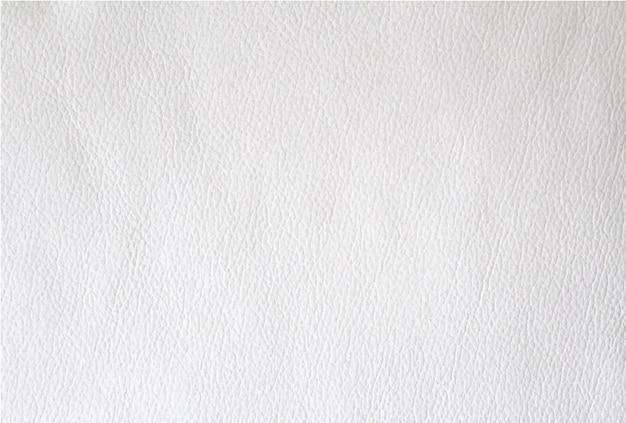 Натуральная кожа белая текстура фон.