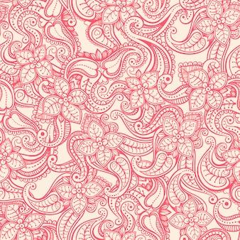 Естественный розовый абстрактный узор