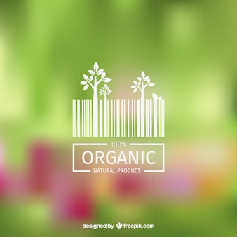 Natural product background
