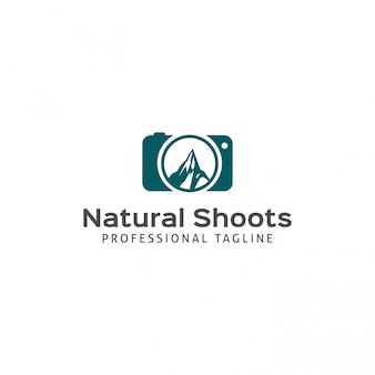 Natural shoots logo