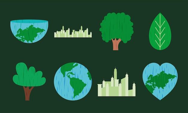 自然と都市