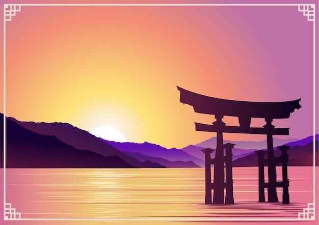 日本の自然と文化