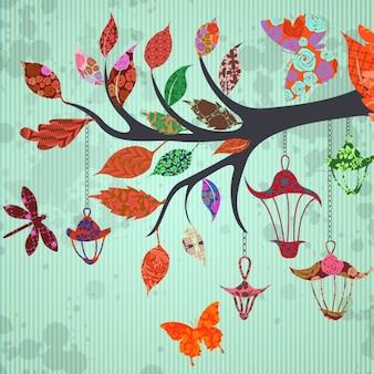 Nature background design