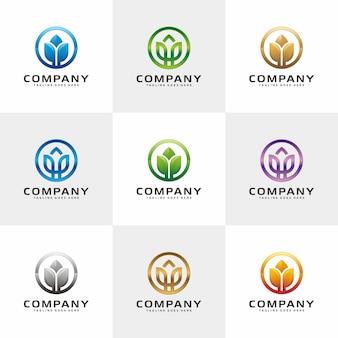 Nature logo design
