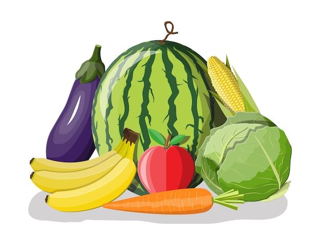 Натуральные органические продукты