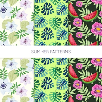 Nature pattern collection