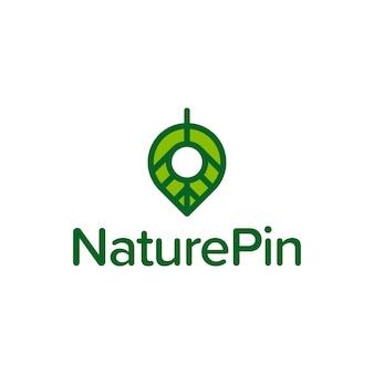 Nature pinロゴ