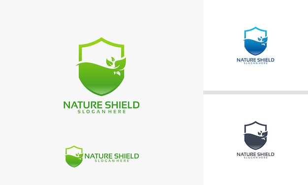 Nature shield​ロゴ
