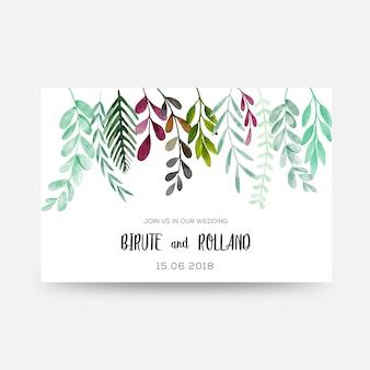 Nature Summer Card